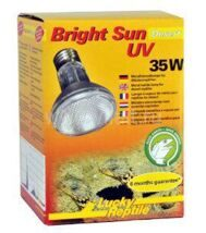 Лампа МГ Bright Sun UV Desert 35Вт, цоколь Е27